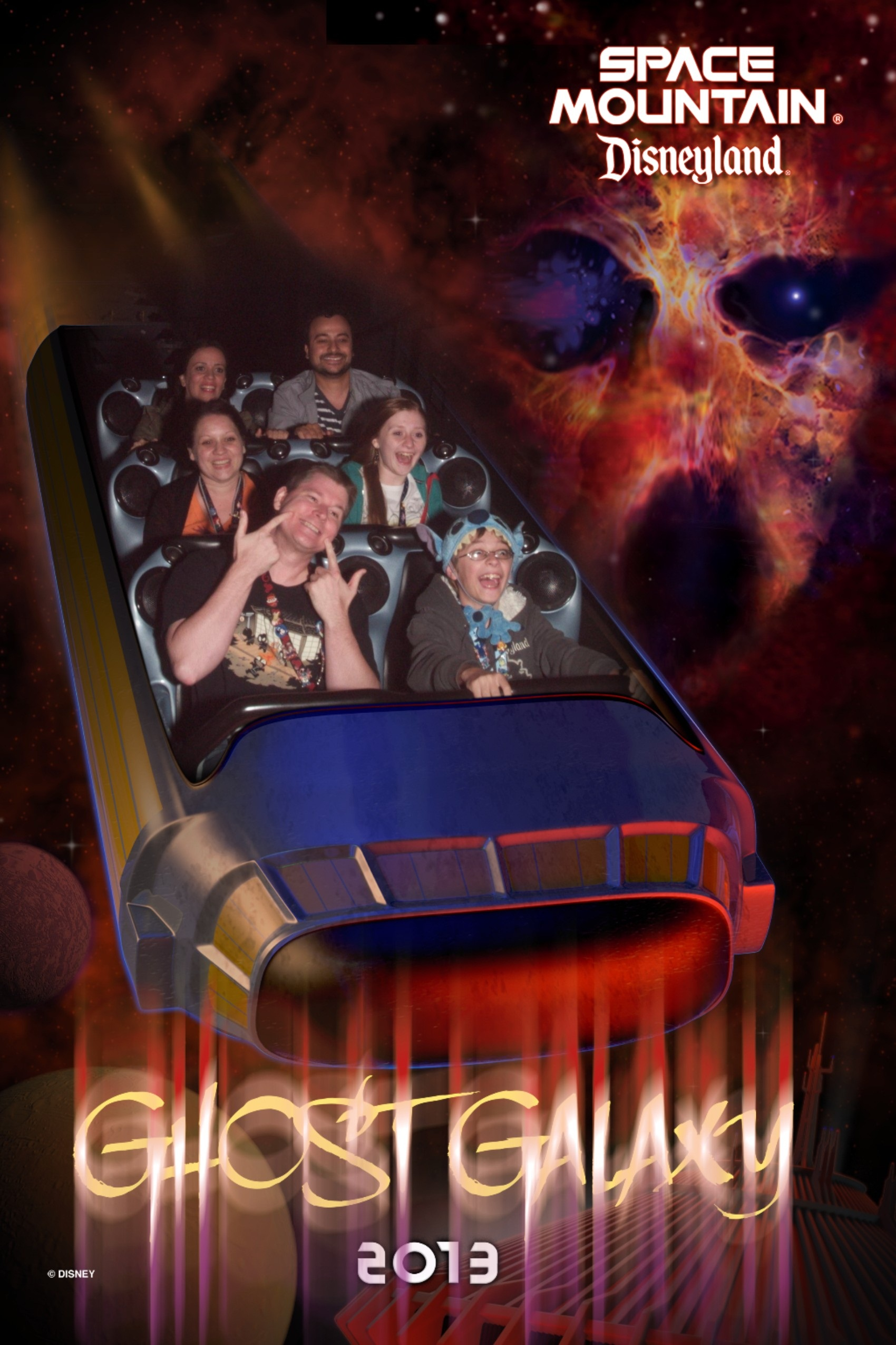 Disneyland S Space Mountain Gets A Halloween Makeover Into Ghost Galaxy Tips From The Disney