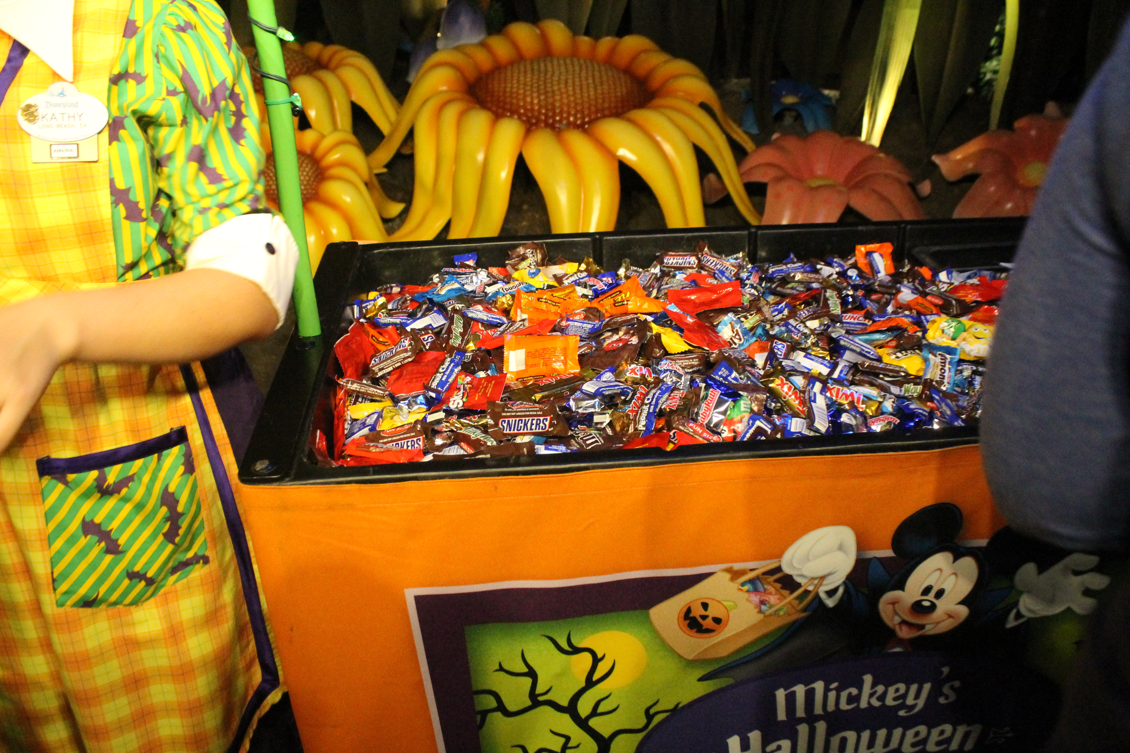 Mickey's Halloween Party at Disneyland - Tips from the Disney ...
