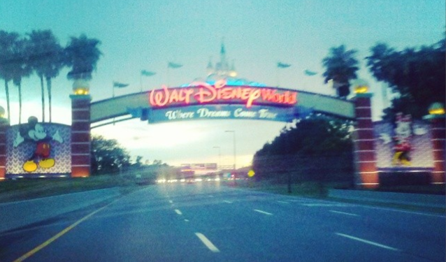 Renting a Car at Walt Disney World? Florida Driving Tips.