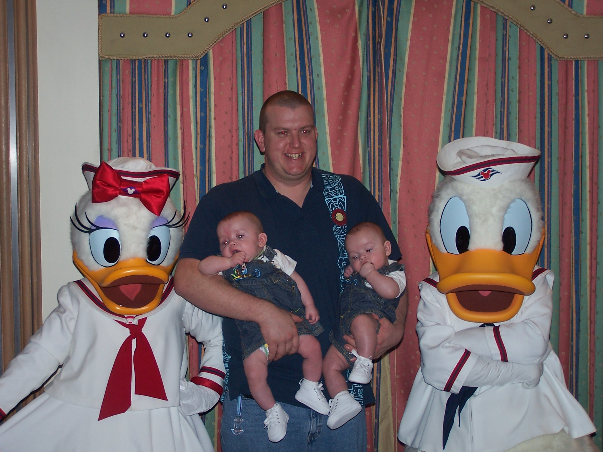 Disney Cruising the High Seas with Infants and Toddlers