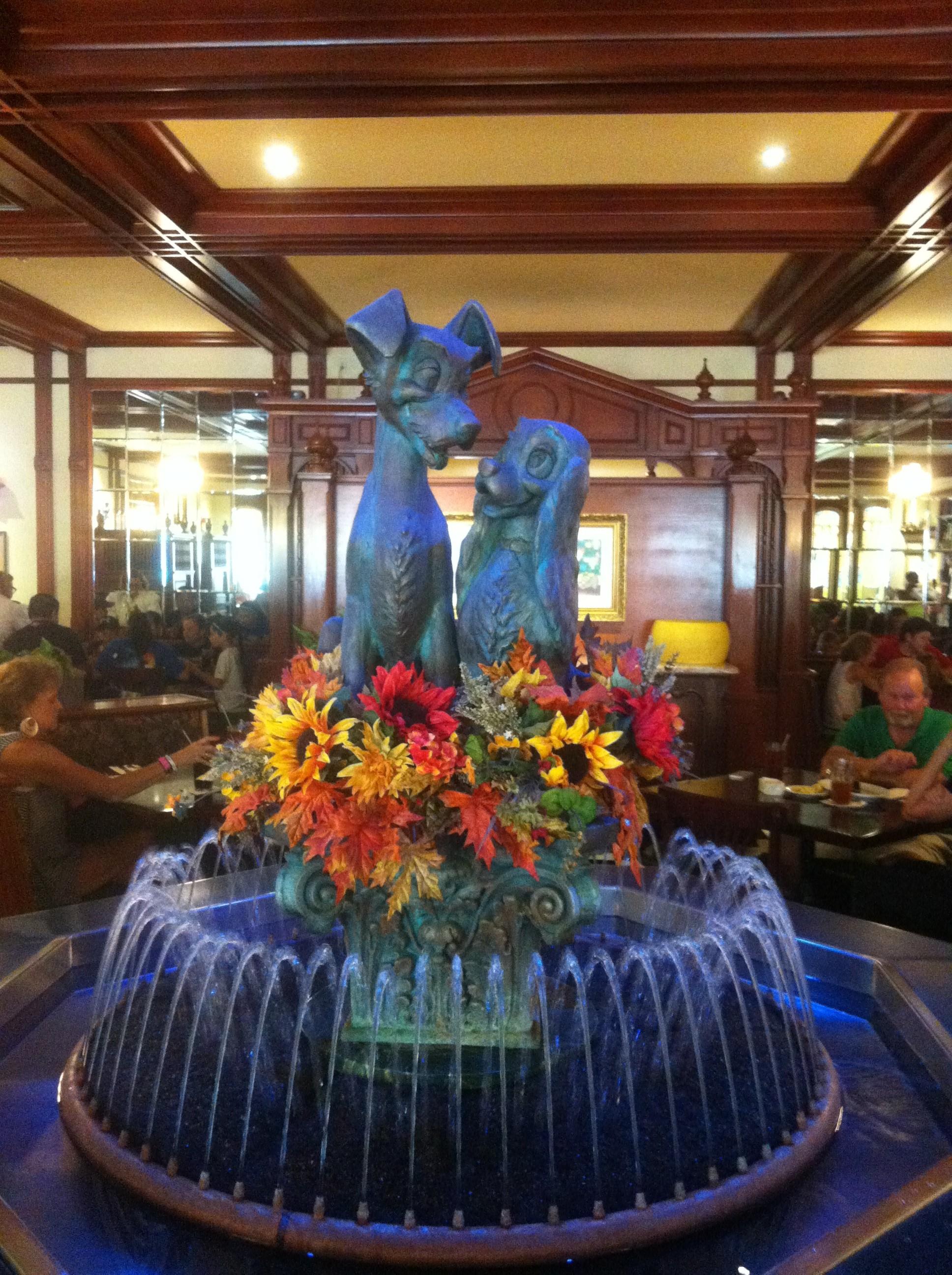Tony S Town Square Restaurant At Walt Disney World S Magic