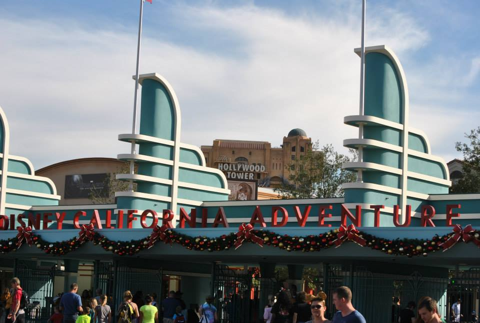 California Adventure from A to Z