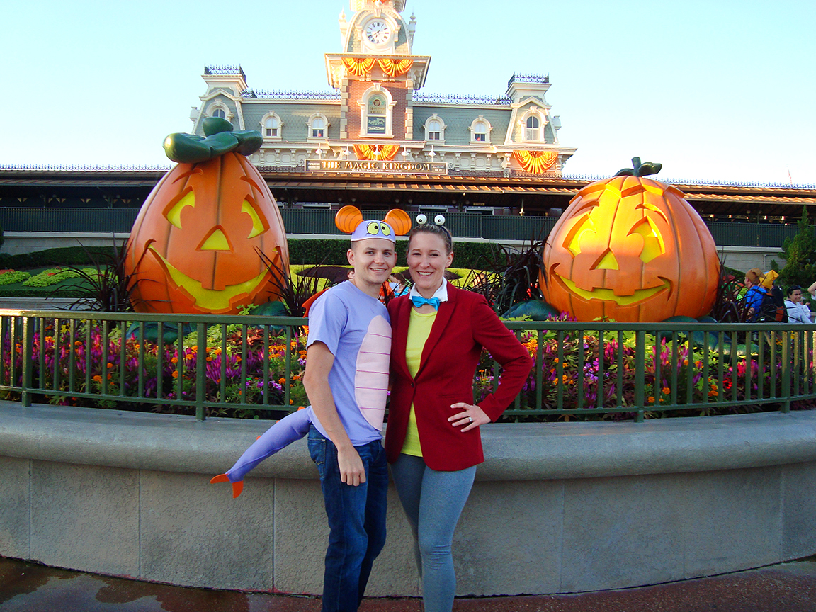 What I learned at Mickey's Not So Scary Halloween Party - Tips ...