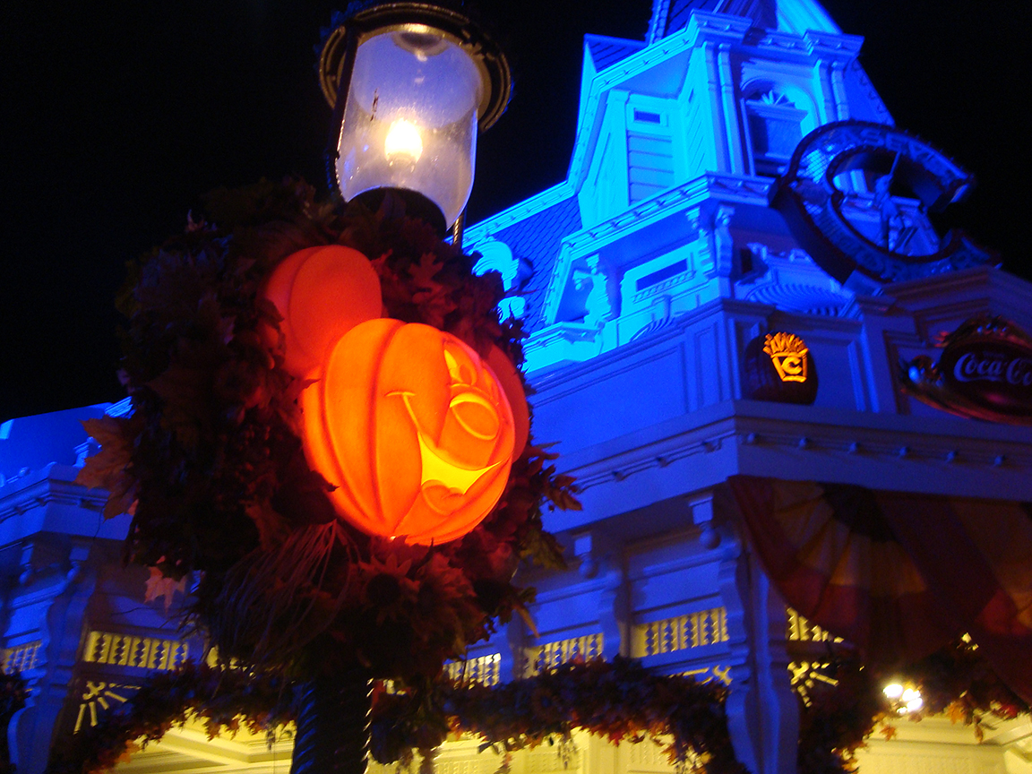 What I learned at Mickey's Not So Scary Halloween Party