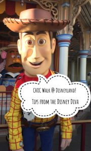 CHOC Walk at Disneyland