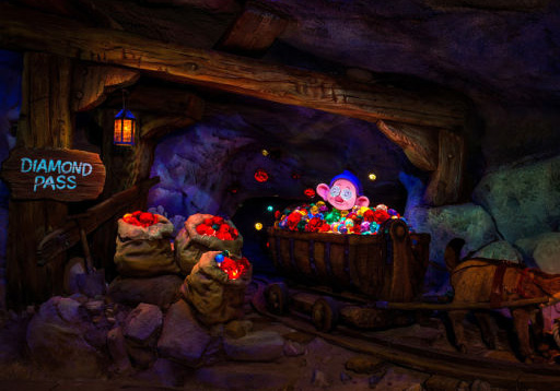 Walt Disney World's Seven Dwarfs Mine Train Review