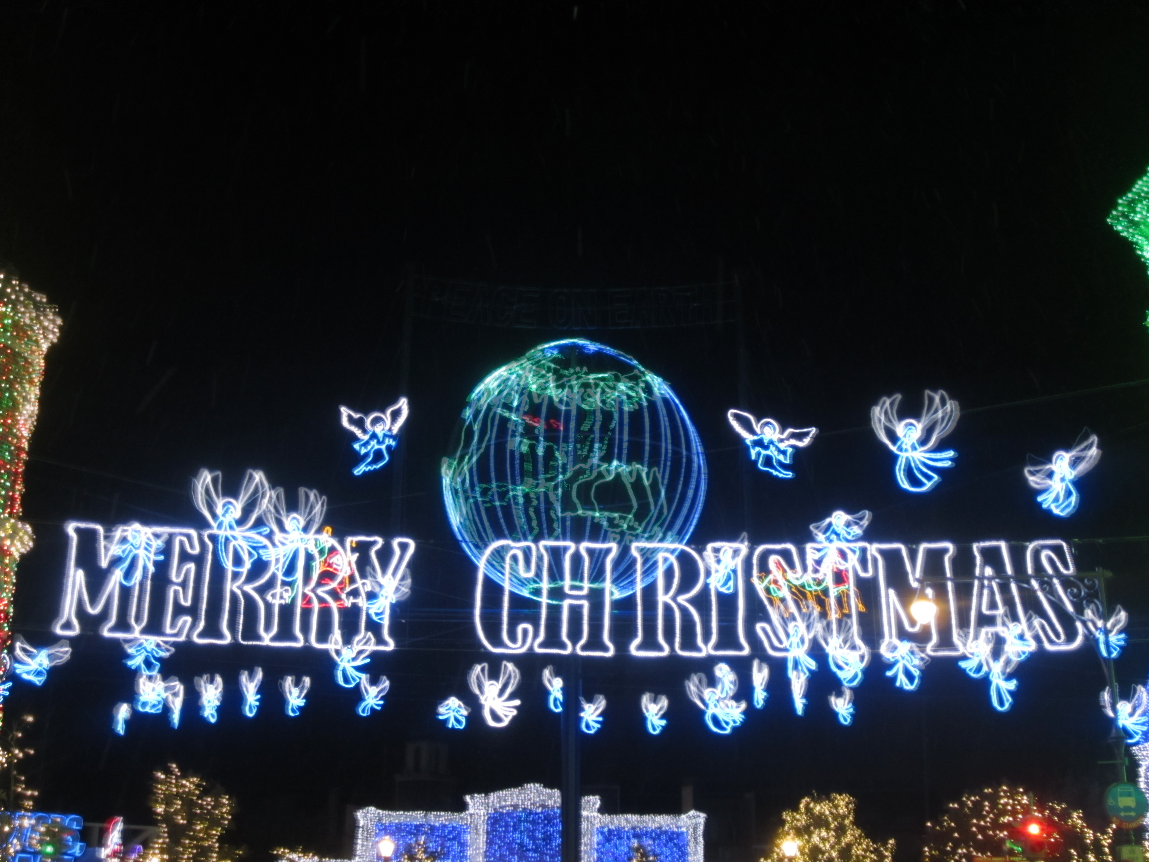 Top 5 Must Do's During Christmas at Walt Disney World