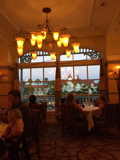 Citricos in Walt Disney World's Grand Floridian