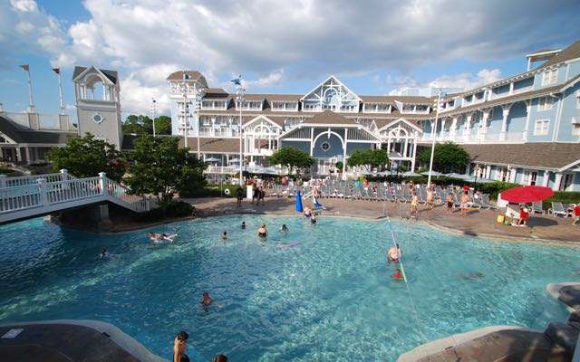 Stormalong Bay at Walt Disney World's Yacht and Beach Club Resort