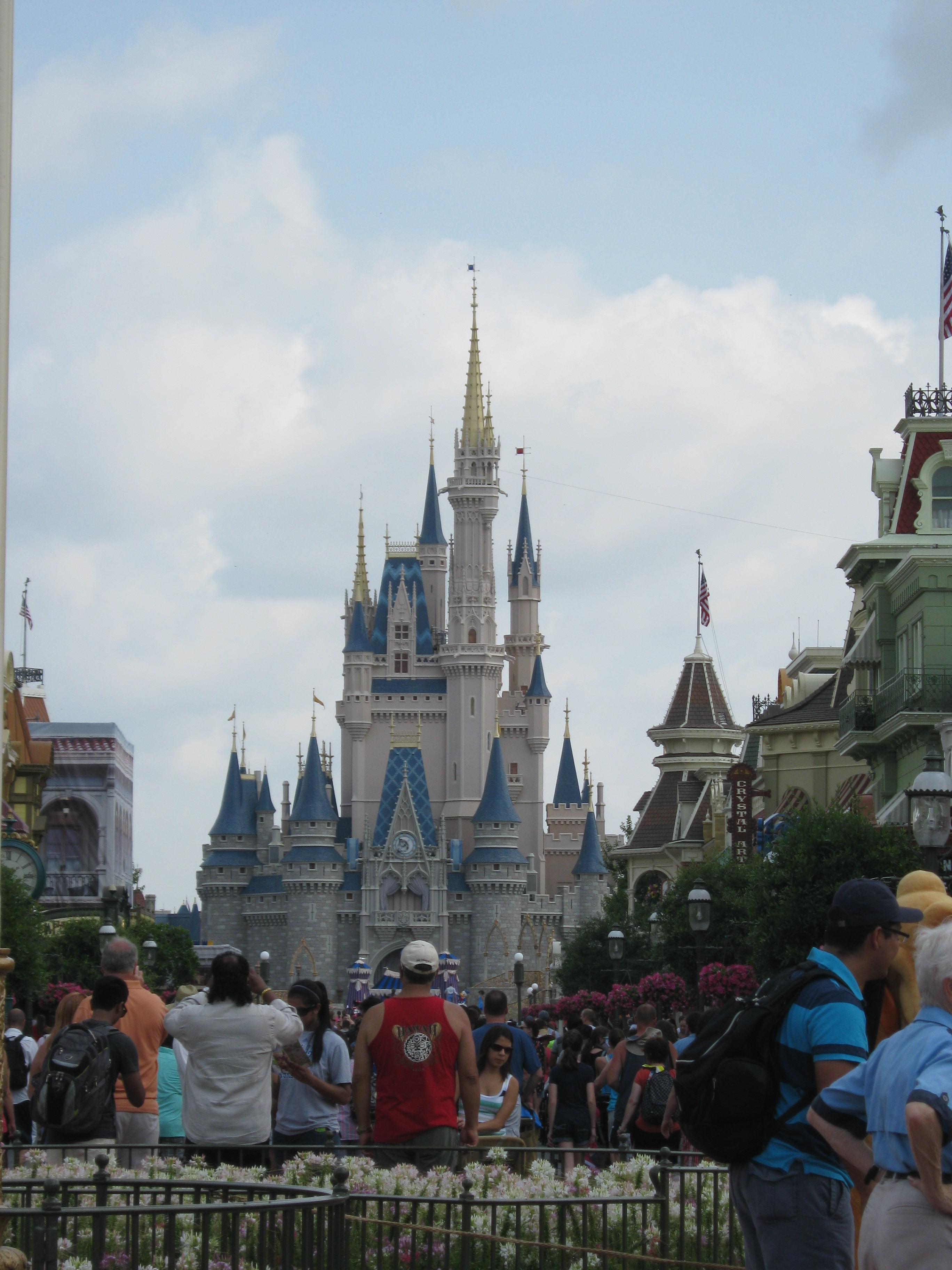 Disney Parks Etiquette