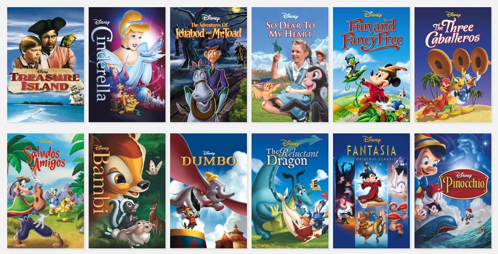 Using Disney Movie Rewards and Disney Movies Anywhere