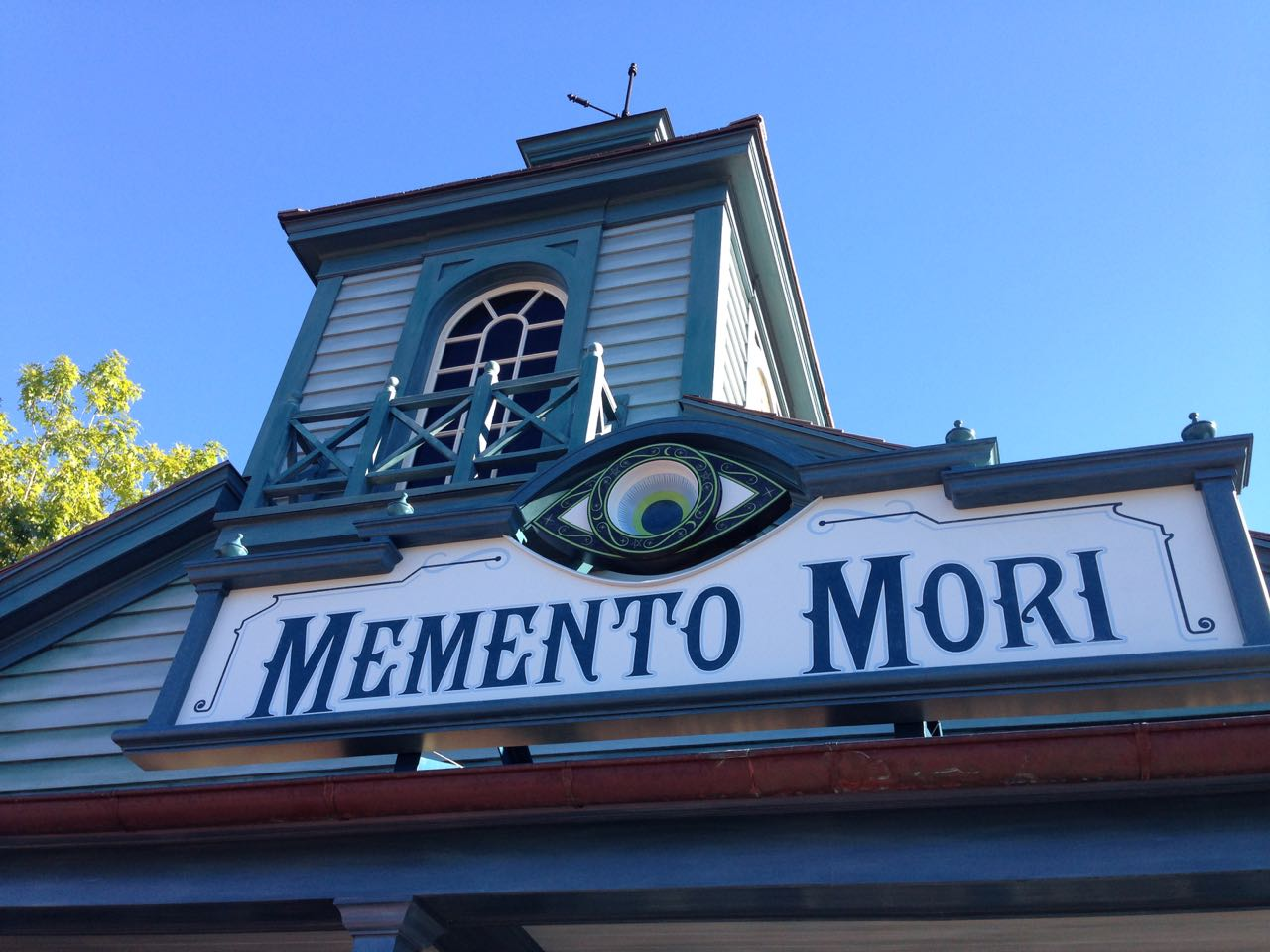 The Magic Kingdom's Memento Mori