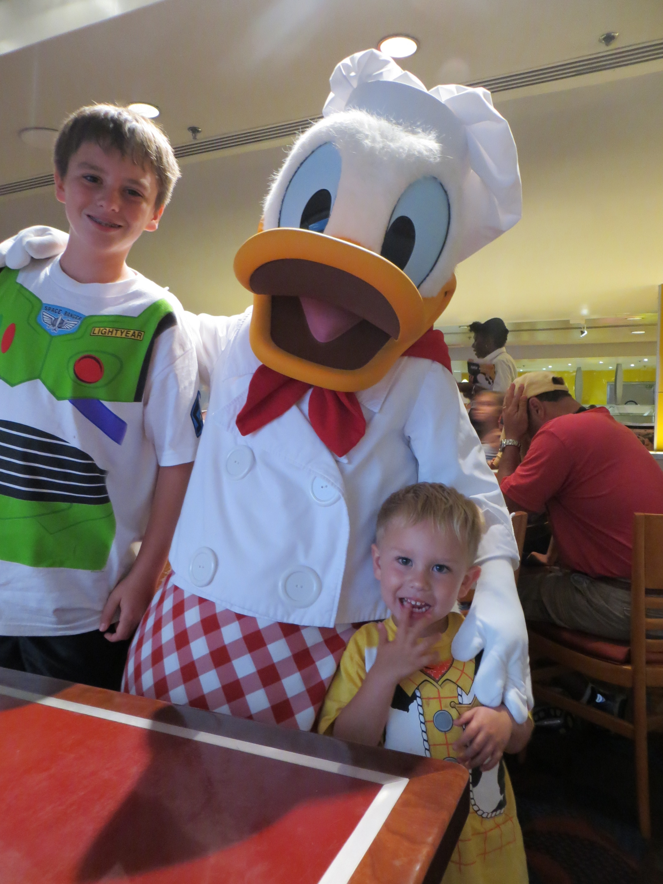Top 5 Character Meals For Boys Tips From The Disney
