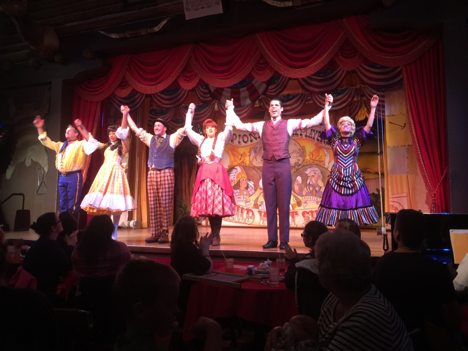Throwback Thursday: Cruisin' Diva's Hoop-Dee-Doo Musical Revue….Review