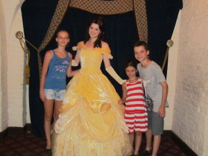 Kids and Belle