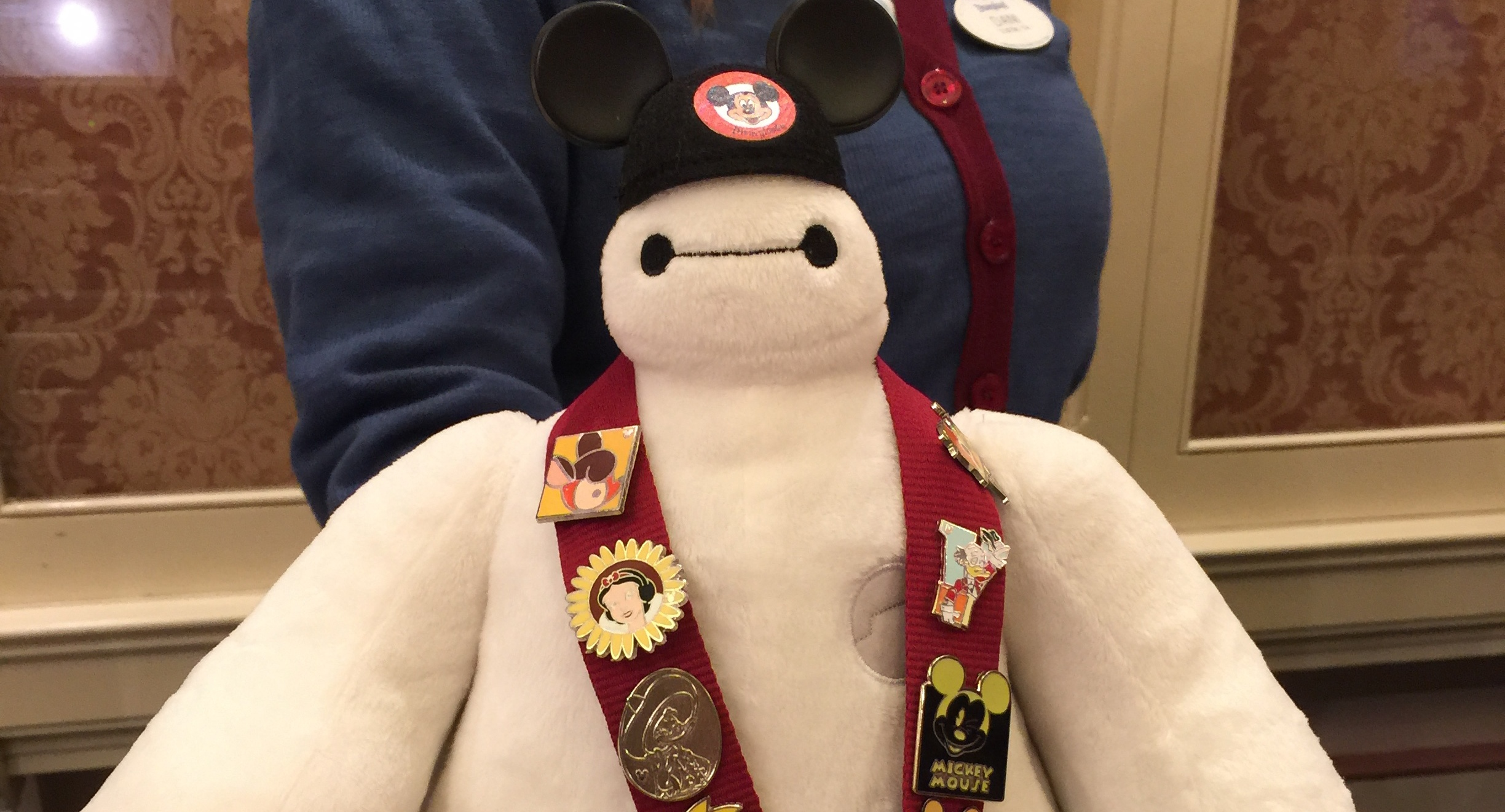 What is Disney Pin Trading?