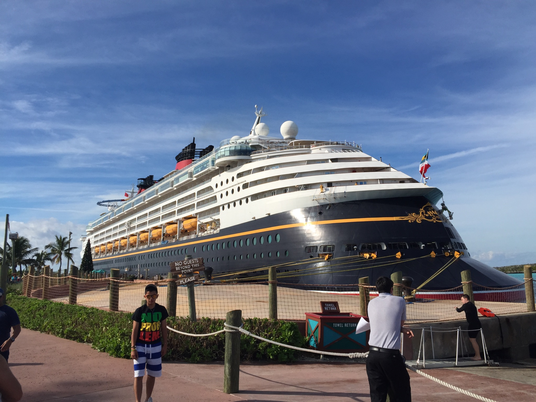 Disney Cruise Line-Disney Magic Review