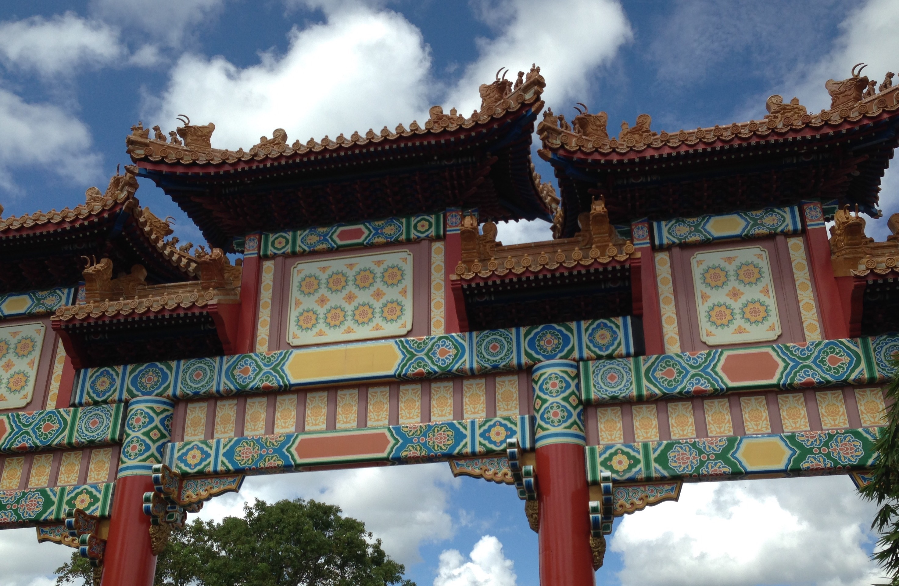 Exploring Epcot's World Showcase