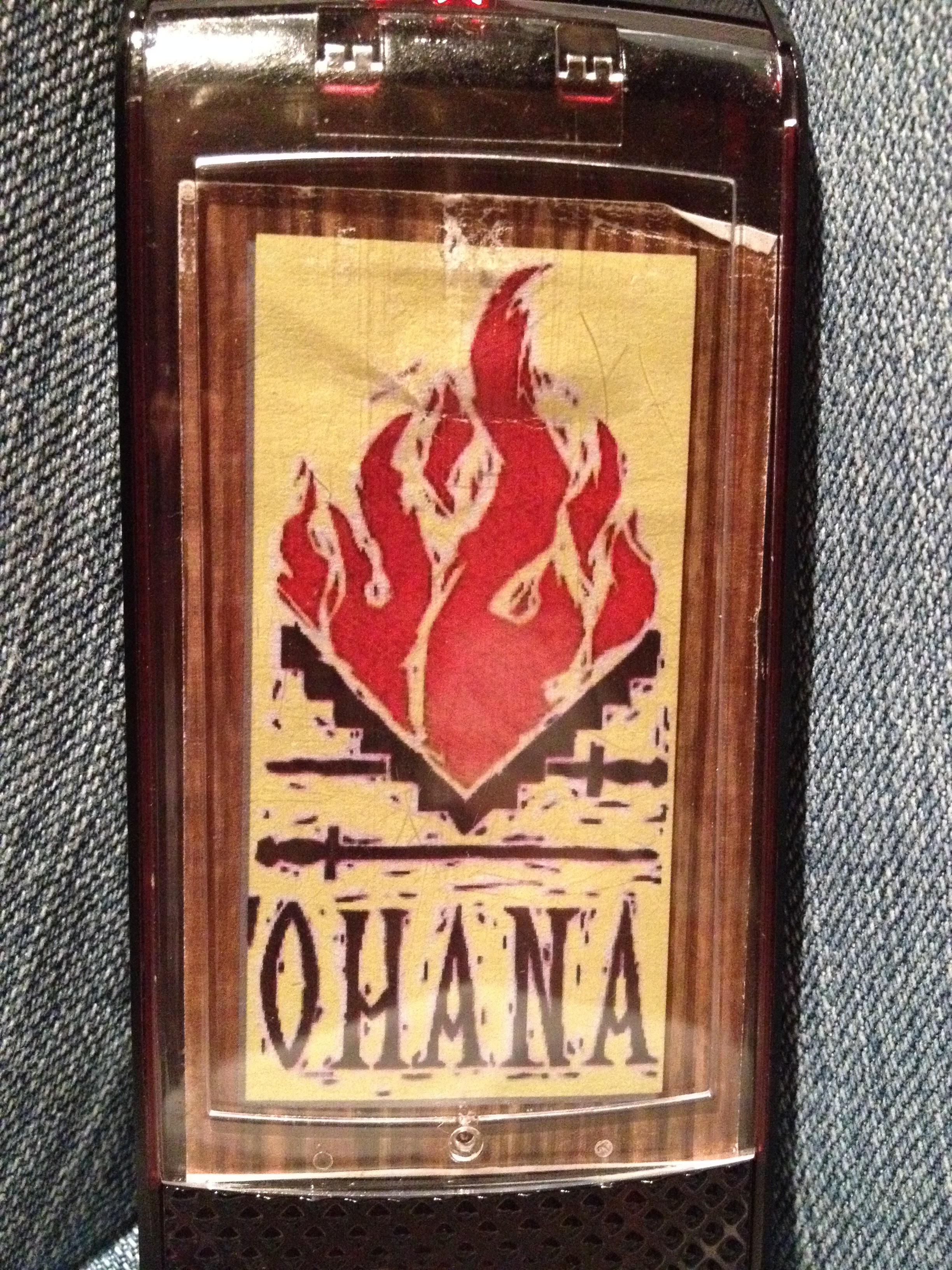 My 'Ohana Experience