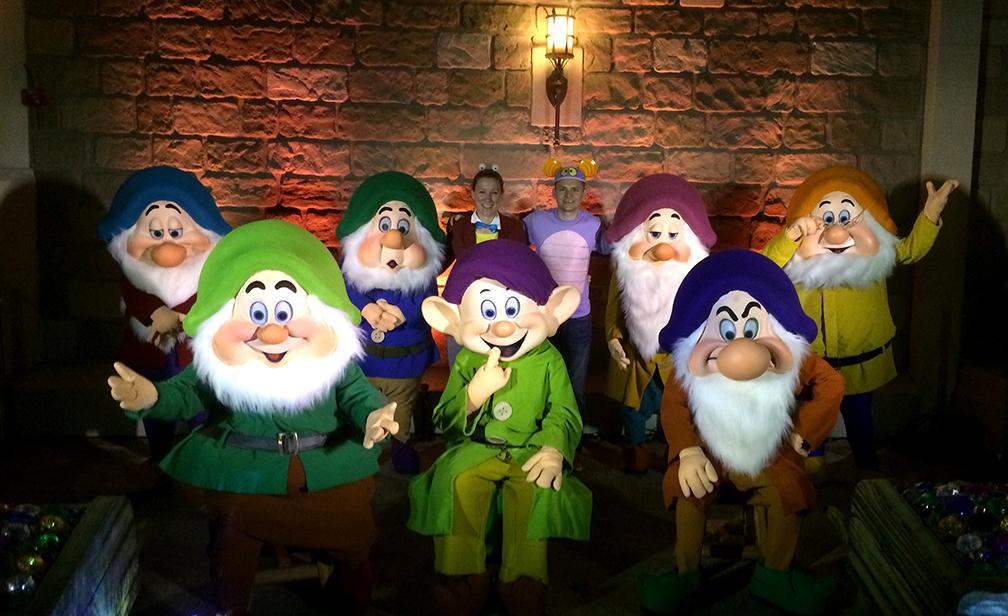Character Hunting at Walt Disney World