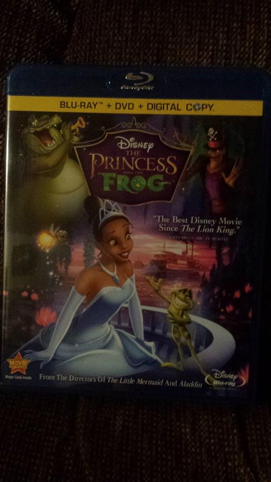 Disney Family Movie Night: The Princess and the Frog