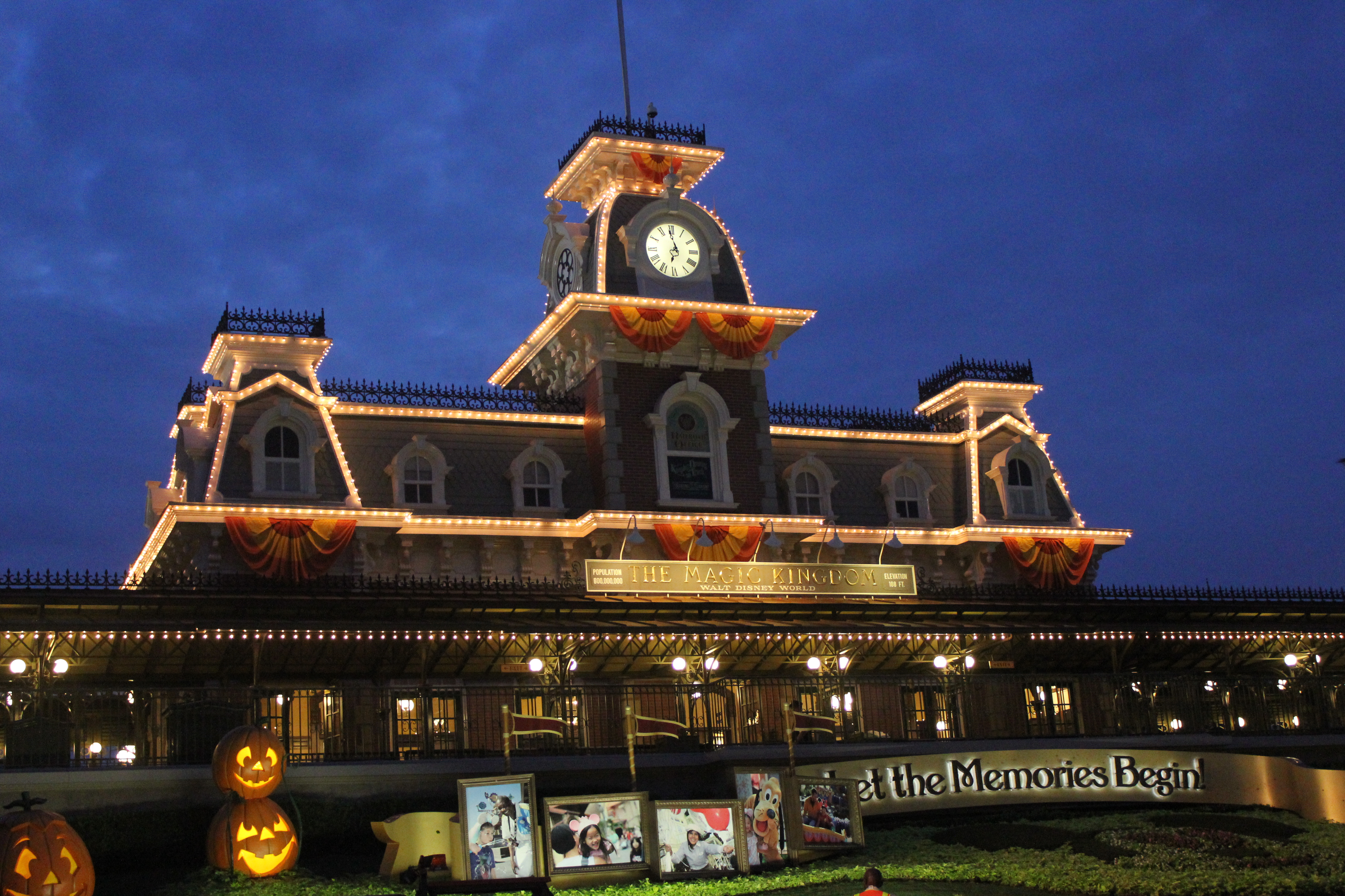 Full Steam Ahead: Opening and Closing Disney Parks