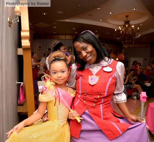 Bibbidi Bobbidi Boutique: Disney World – A Dream Come True!