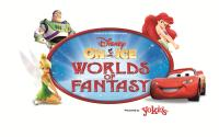 Disney on Ice Worlds of Fantasy Presented by Stonyfield YoKids Review