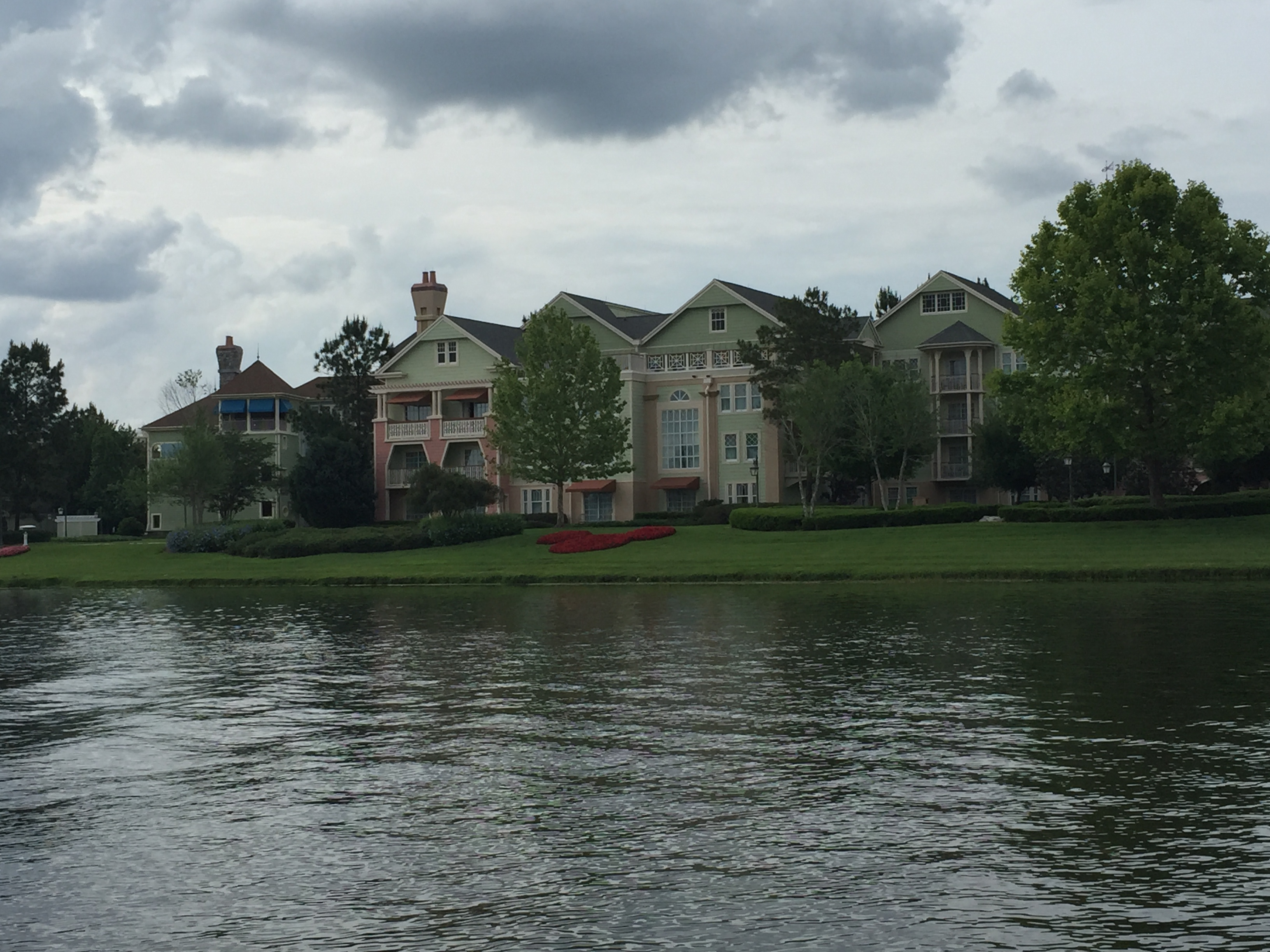 A Review of Our Disney Home: Saratoga Springs Resort