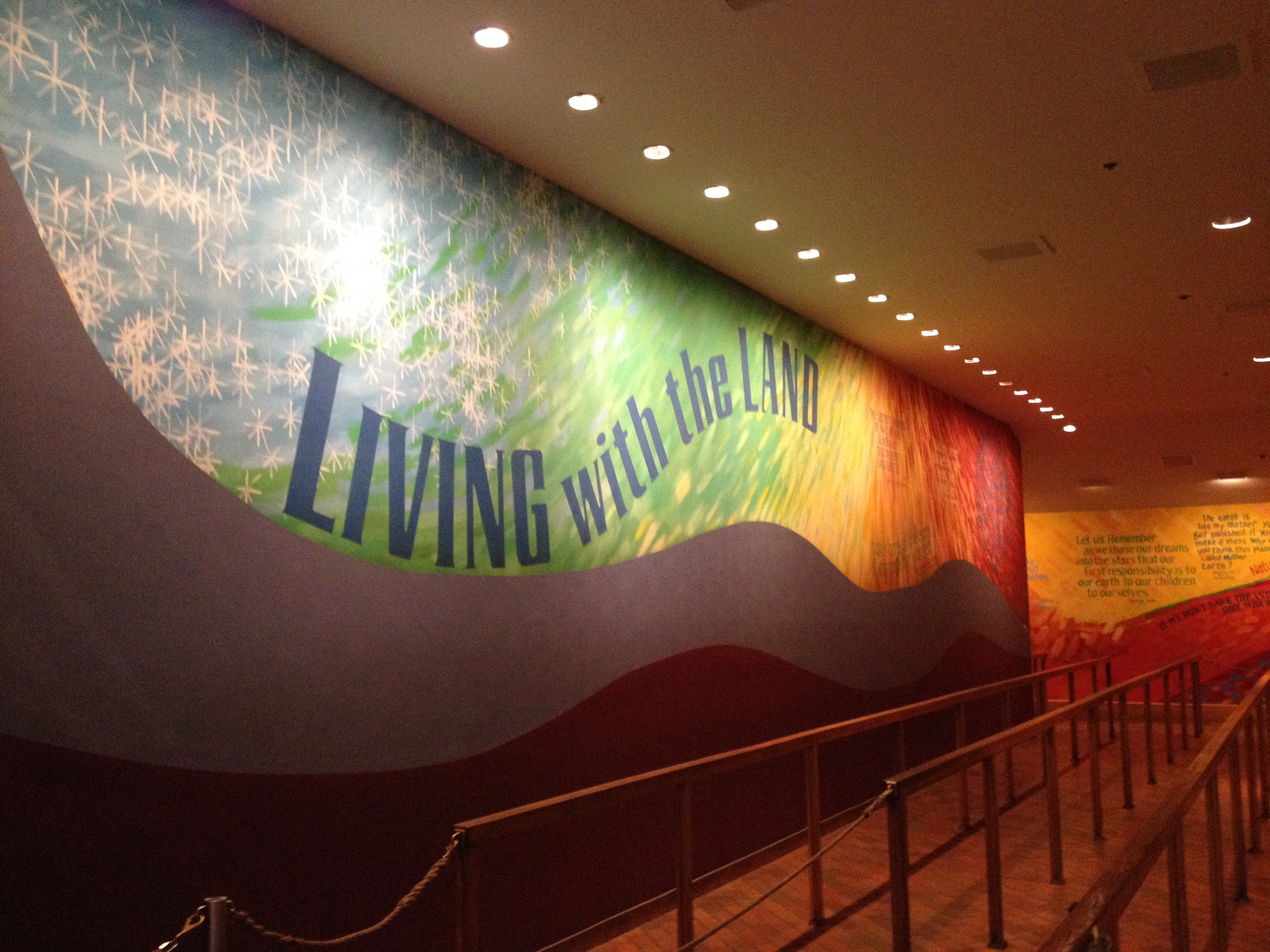 Epcot's Living with the Land