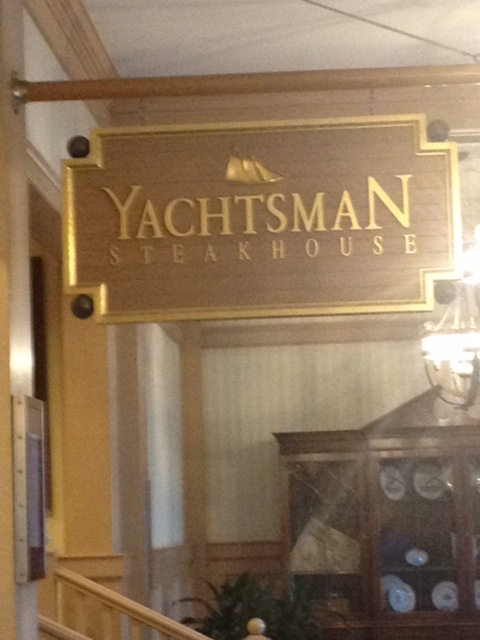 Disney Dining Tip – Try Yachtsman Steakhouse
