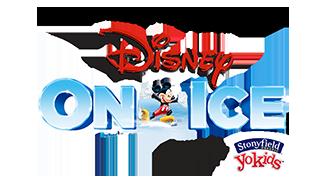 Disney On Ice Worlds of Fantasy presented by Stonyfield YoKids Organic Yogurt