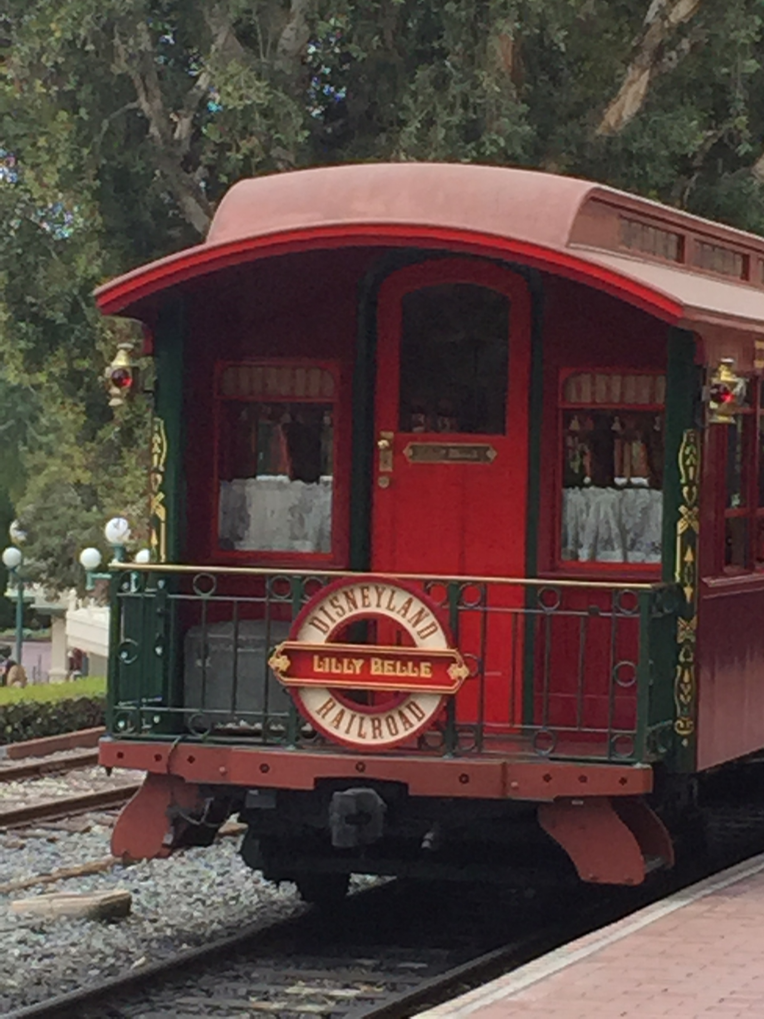Experiencing the Lilly Belle