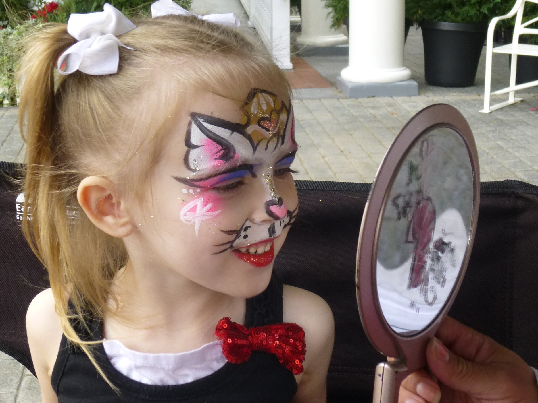 Spend the Day with a Unicorn: Face Painting at Walt Disney World Resort