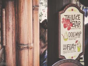 Disneyland Dole Whip Stand