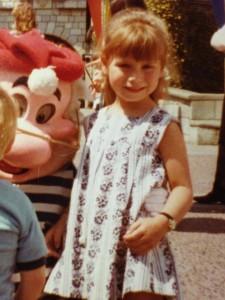 Me at Disney 75
