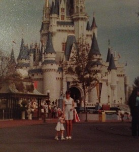 Mum at Disney 75