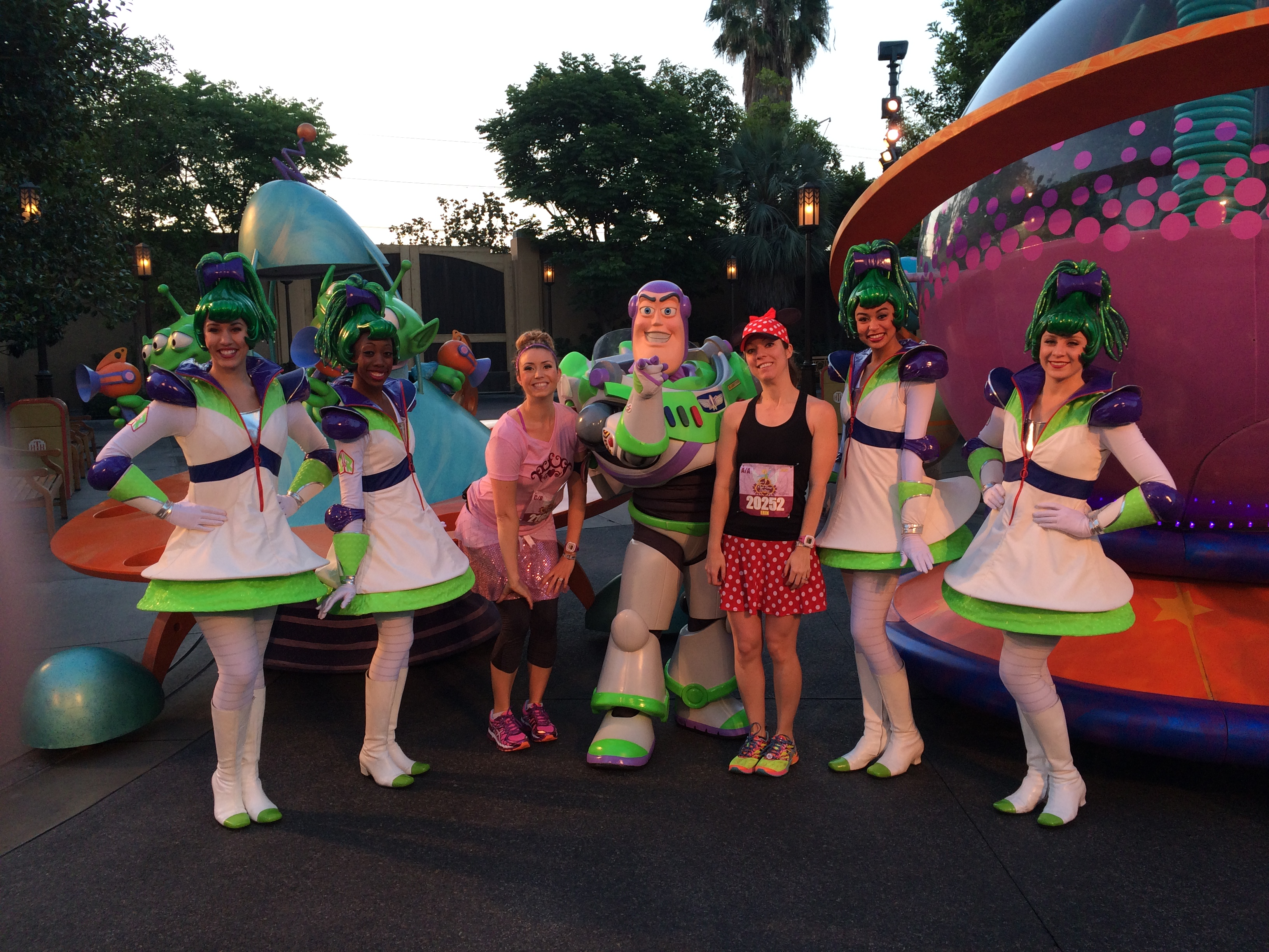 Packing list and tips for the Disneyland Half Marathon weekend