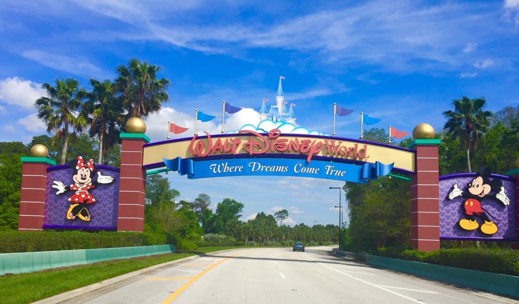 Tips For Traveling To Disney World With Toddlers