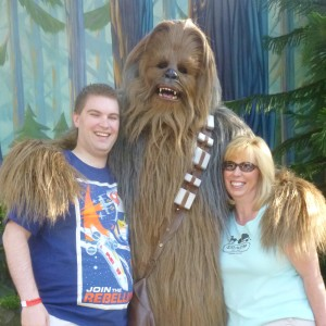 matt, kim and chewie