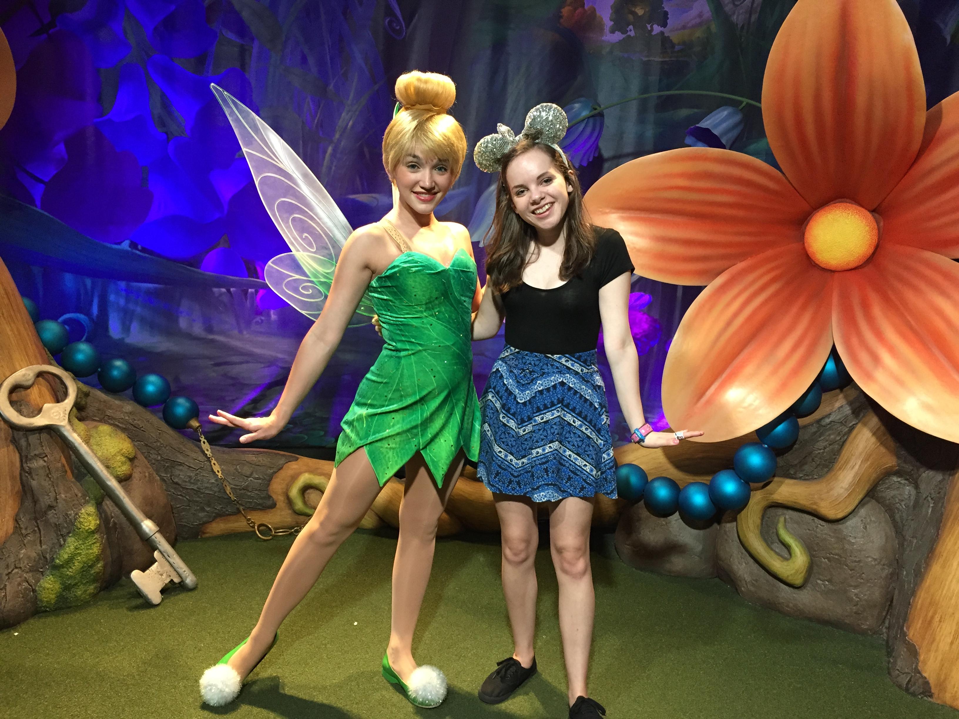 tinkerbell meet the fairies tinker