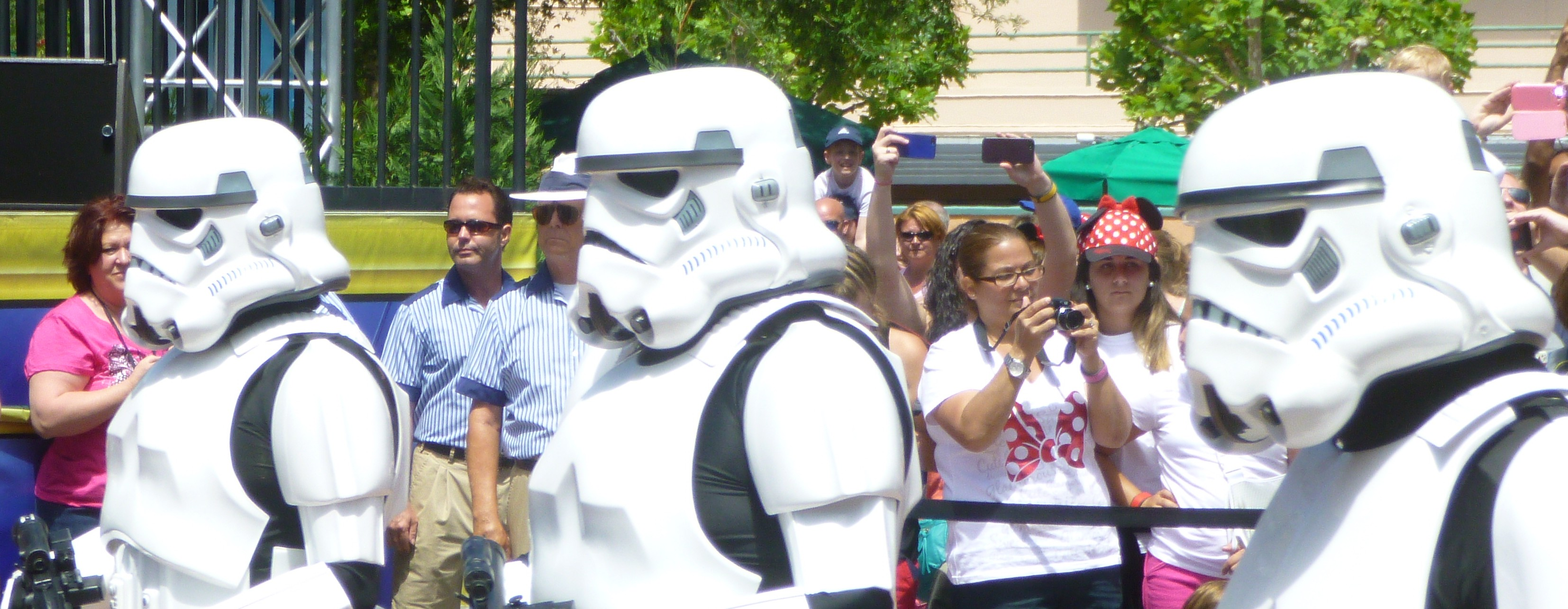 May The Magic Be With You at Star Wars Weekends in Disney's Hollywood Studios