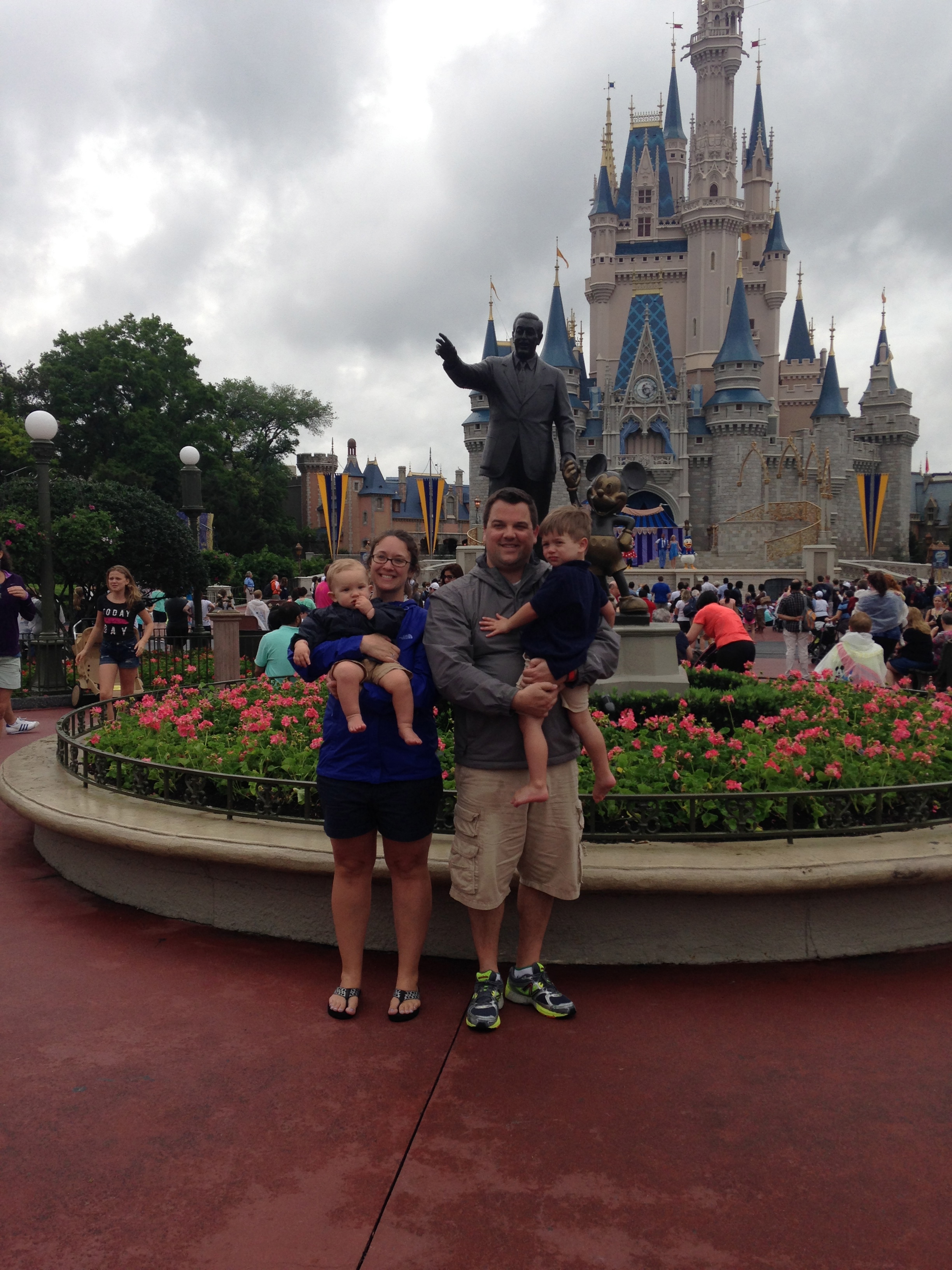 Baby and Toddler Tips for Walt Disney World Resort!