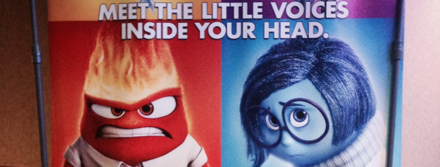 Taking a Look from the Inside Out: a Review of Pixar's Newest Feature Film