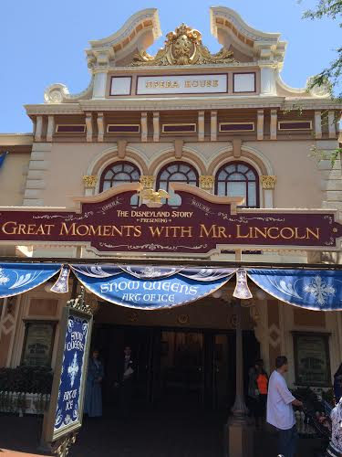 Disneyland's Great Moments with Mr. Lincoln