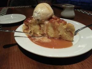 Ohana Bread Pudding-Delicious!