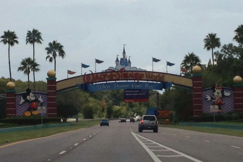 Basic Child Safety at Disney
