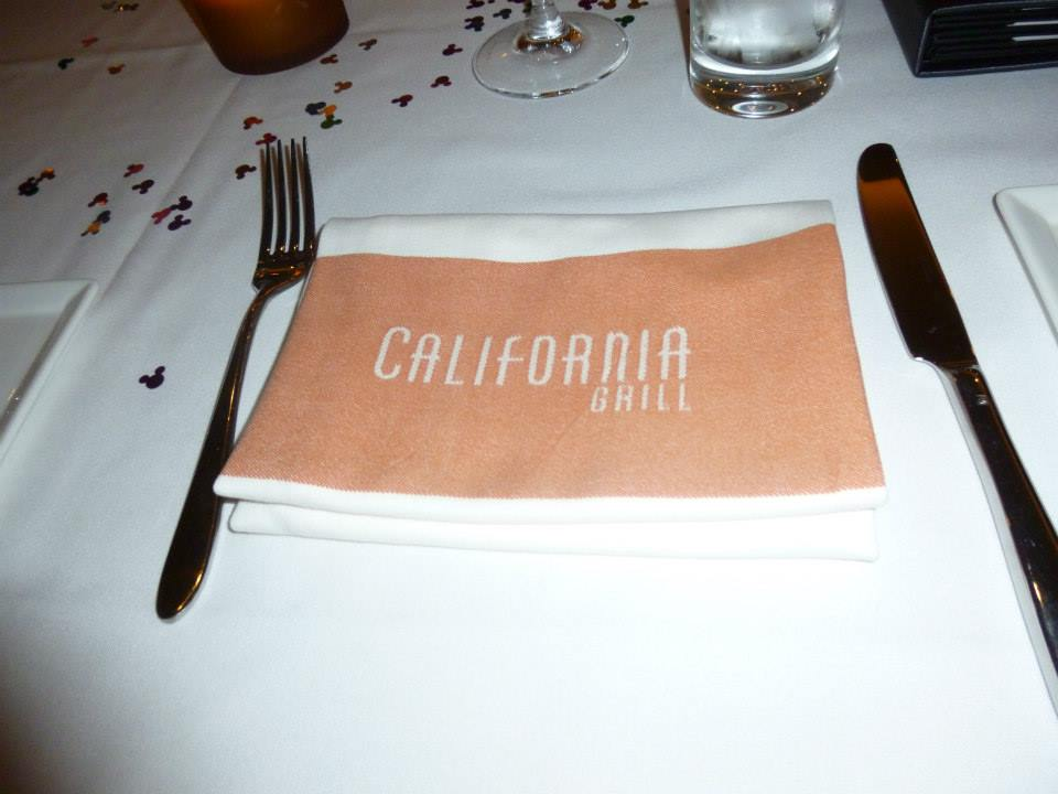 Disney World's California Grill Review