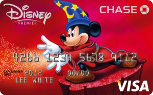 Disney Rewards Visa Credit Card Review