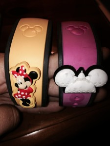 Wishes Diva's MagicBands.